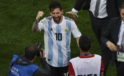 This Journalist's Mom Had Sent Lionel Messi A Ribbon