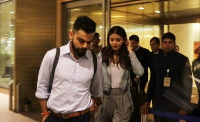 Virat Kohli And Anushka Sharma slammed
