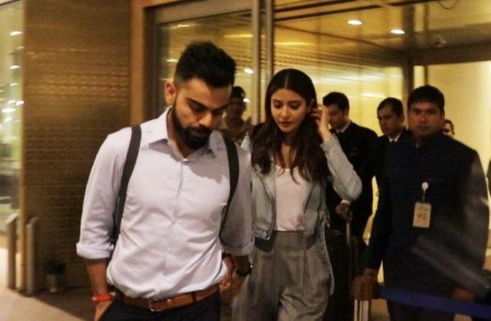 Virat Kohli And Anushka Sharma slammed