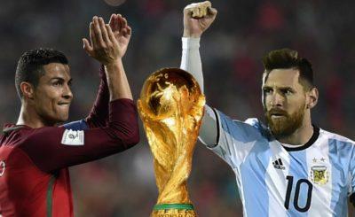 World Cup 2018 The round of 16 Gets Underway