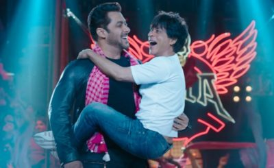 Zero teaser Shah rukh Salman