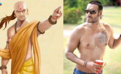 Ajay Devgn to play Chanakya