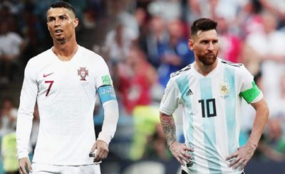 How Yesterday's Loss Could Be The Last Of What We Are Seeing Ronaldo And Messi
