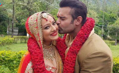Mithun Chakraborty'sson Mahaakshay married