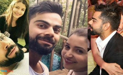 Best Friends Forever: Anushka And Virat Celebrated Their Special Friendship Day
