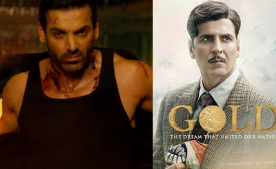 Akshay Kumar's Gold Or John Abraham's Satyameva Jayate: Who Will Win This Patriotic Battle At The Box Office This Weekend?