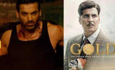 Akshay Kumar's Gold Or John Abraham's Satyameva Jayate: Who Will Win This Patriotic Battle At The Box Office This Weekend?