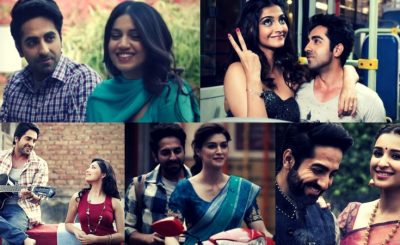 Happy Birthday Ayushmann Khurrana: 5 Roles Which Makes Ayushmann A Passionate Lover Boy Of Bollywood
