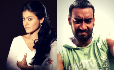 Ajay Devgn Cons The Whole Nation With His Twitter Prank, Leaves Kajol Annoyed