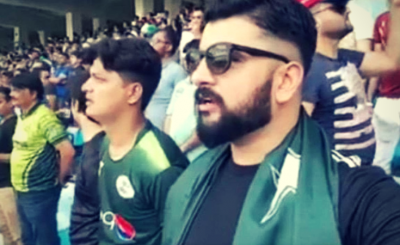 Asia Cup 2018 Pakistan Fan Who Sang Indian National Anthem In Previous Clash, To Carry Indian Flag For Super 4 Match