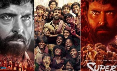 Hrithik Roshan shares super 30 posters