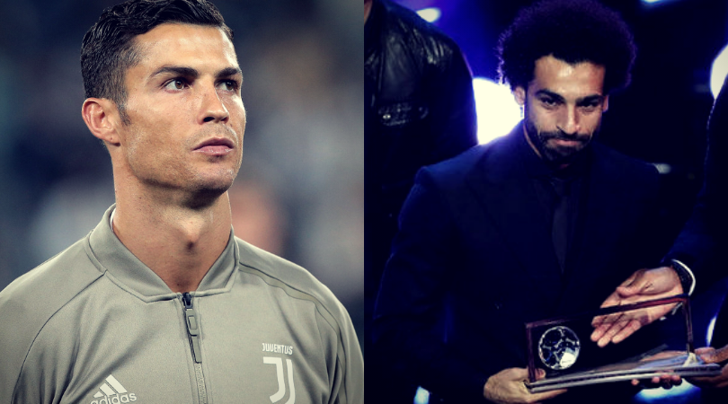 Is Ronaldo Unhappy After Salah won the Puskas Award at the Best FIFA Football Awards 2018