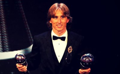Luka Modric Ends The The Era Of Ronaldo And Messi Earns The Best FIFA Football Awards 2018