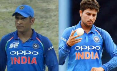 Twitter Goes Berserk After Snaps Back And Schools Kuldeep Yadav Over An Arguement