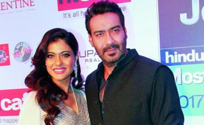 Twitter Goes Crazy After Ajay Devgn Accidentally Shares Kajol's Whatsapp Number