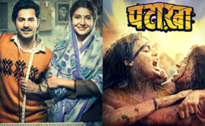 Varun And Anushka's Sui Dhaaga Or Dangal Famed Sanya Malhotra's Pataakha Which Movie Will You Watch This Weekend