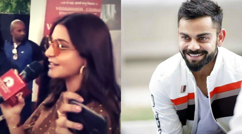 What Did Anushka Sharma Say About Virat Kohli Which Has Made Everyone Smile In This Viral Video