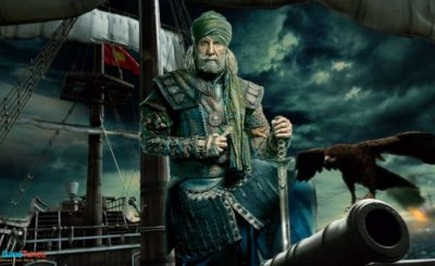 Thugs Of Hindostan Motion Poster: Does This Amitabh Bachchan Look Reminds Us Of Pirates Of Carribean?
