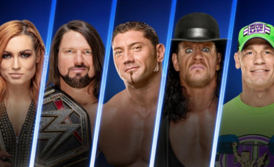 Undertaker, Edge, and Bautista Makes It To The List Of Greatest Superstars In WWE SmackDown History, Who Else Makes It In Top 10
